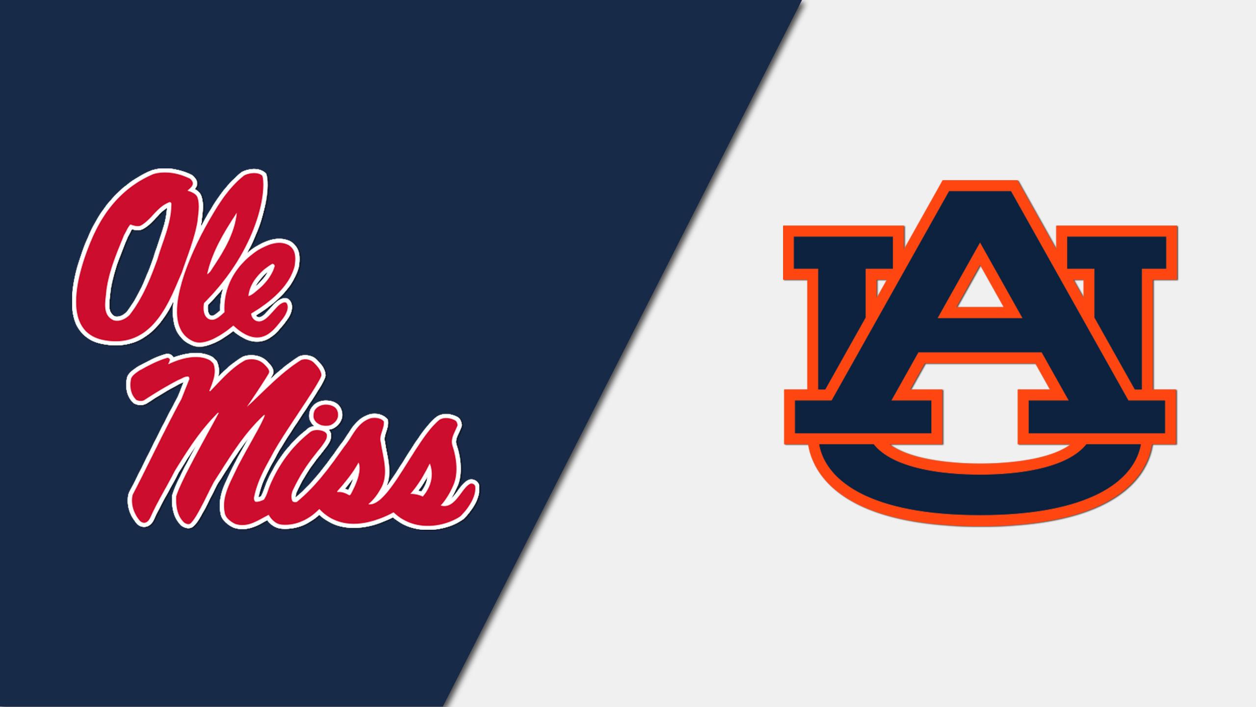 #17 Ole Miss vs. #23 Auburn (Baseball)