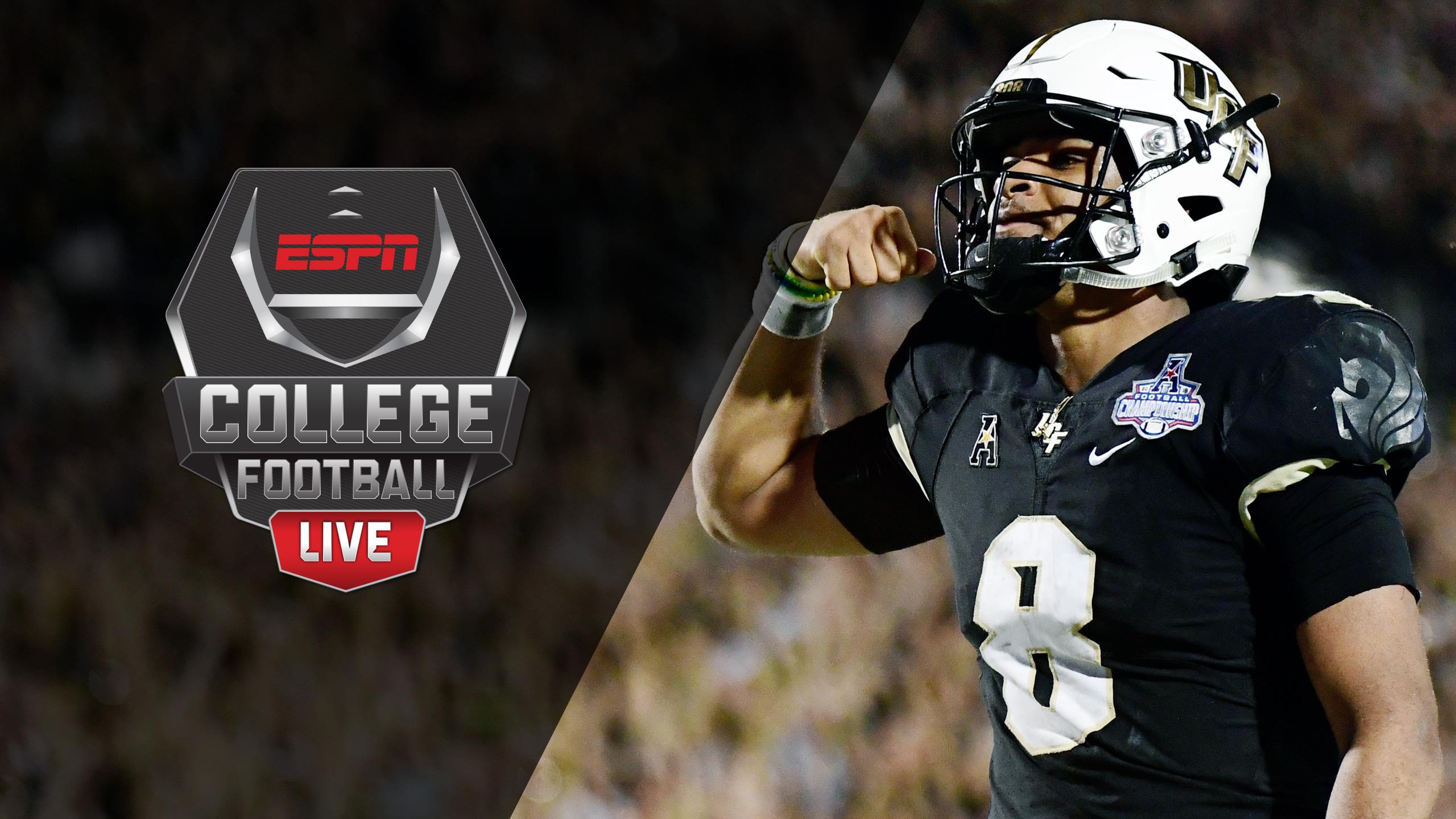 Mon, 12/17 - College Football Live
