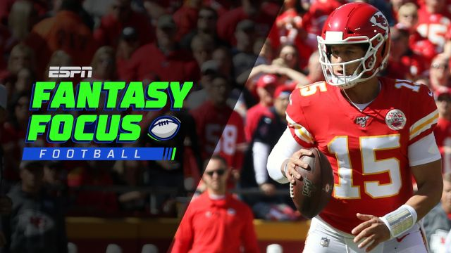 Fantasy Focus Live! Chiefs vs. Broncos preview