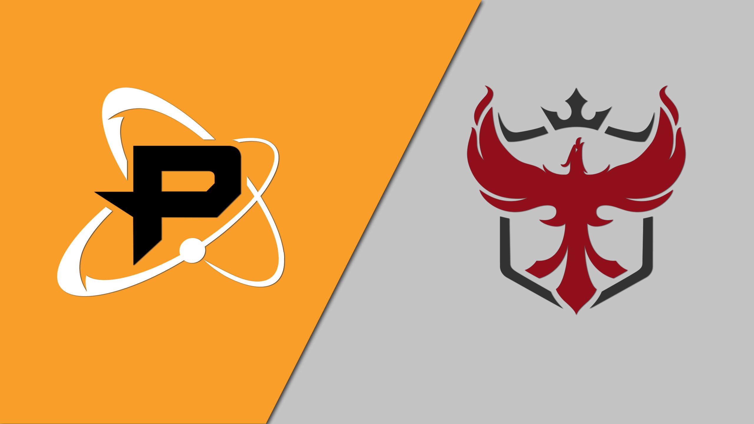 Philadelphia Fusion vs. Atlanta Reign