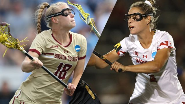 #2 Boston College vs. #1 Maryland (Championship) (W Lacrosse)
