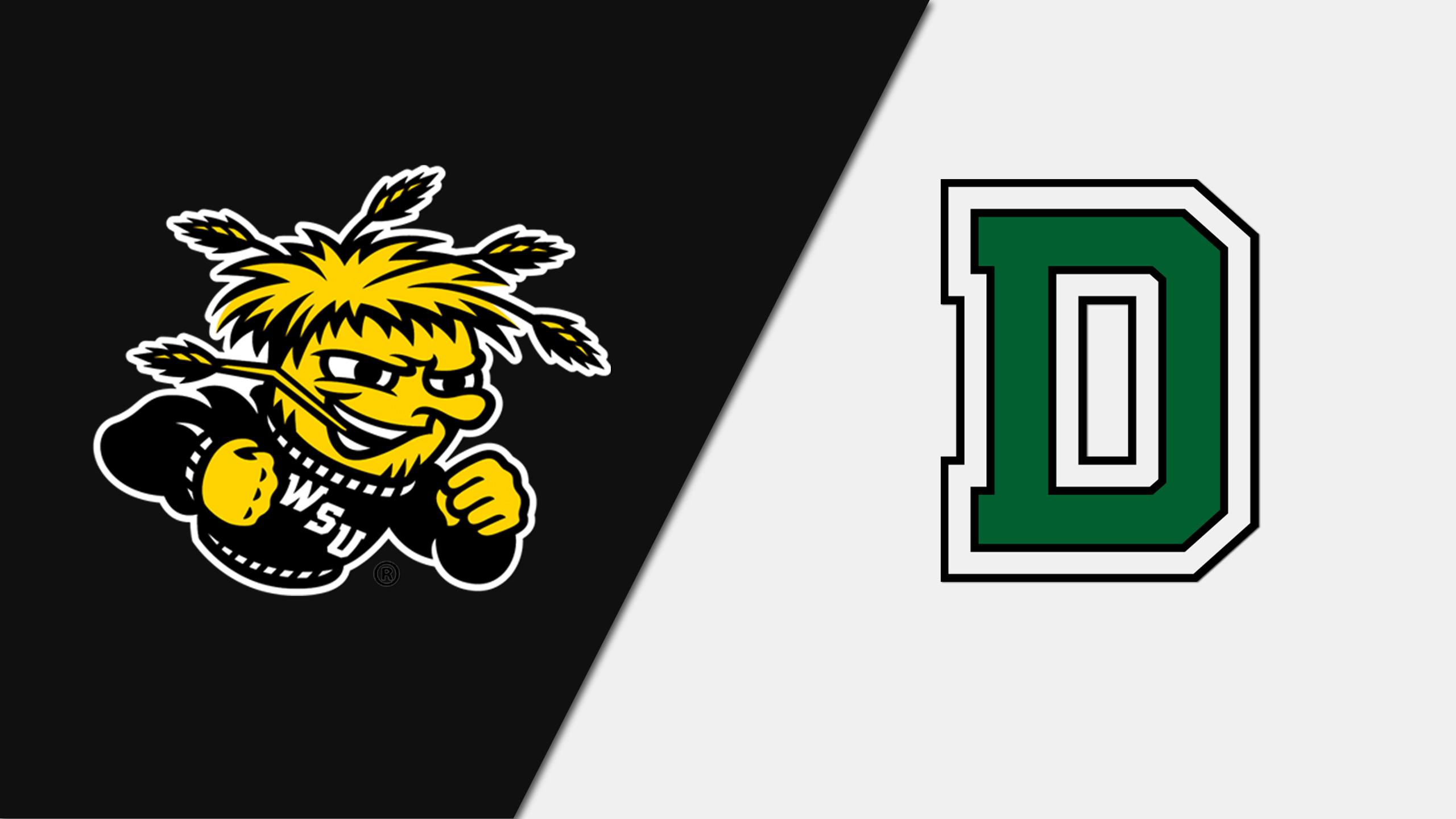 Wichita State vs. Dartmouth (Court 2)