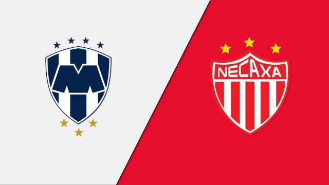Sat, 9/14 - In Spanish-Rayados Monterrey vs. Rayos del Necaxa (Jornada 9) (Liga MX)