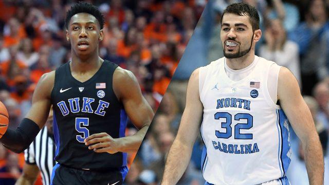 #4 Duke vs. #3 North Carolina (M Basketball)