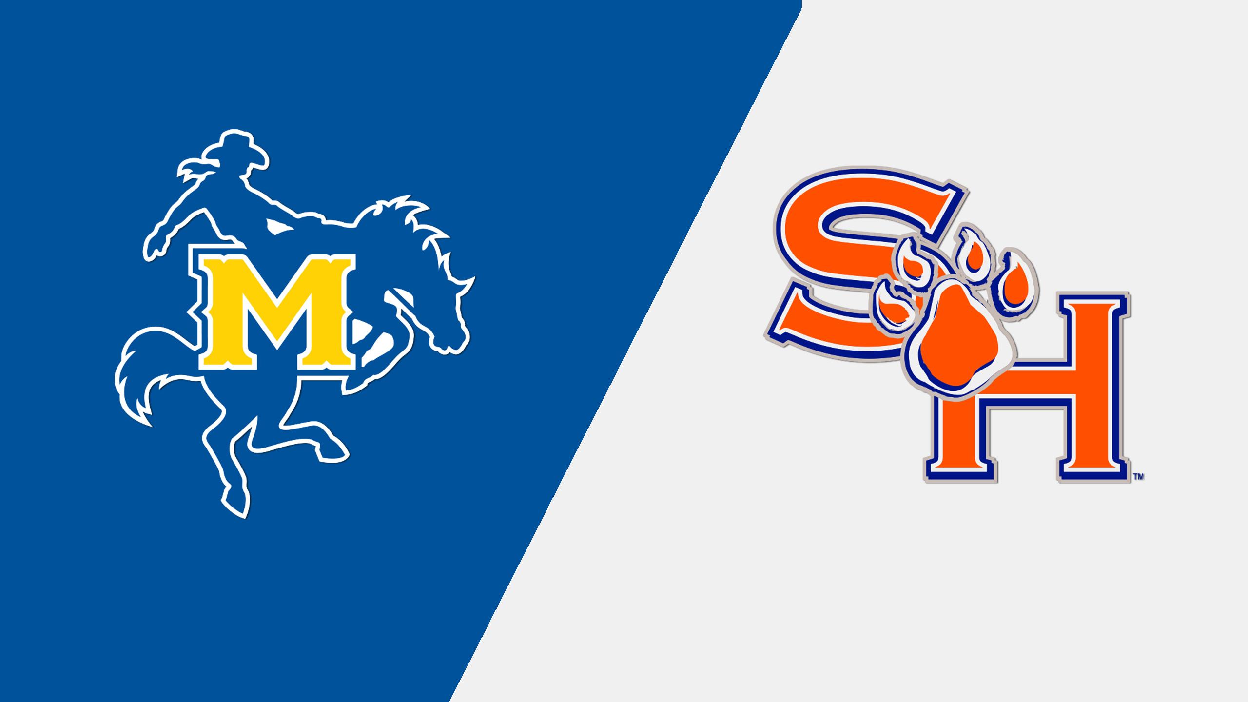McNeese vs. Sam Houston State (M Basketball)