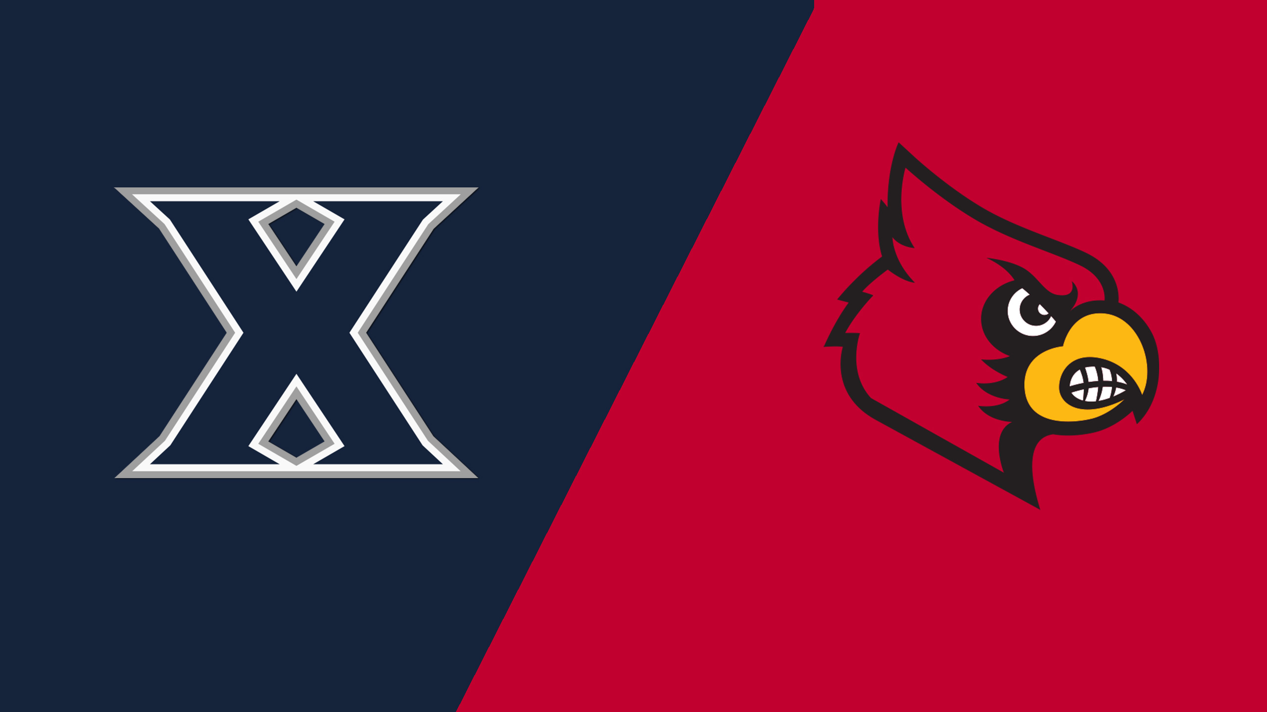 Xavier vs. Louisville (W Soccer)