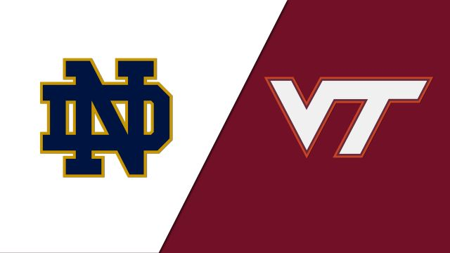 Notre Dame vs. Virginia Tech (M Soccer)