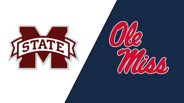 #18 Mississippi State vs. Ole Miss