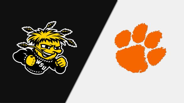 #6 Wichita State vs. #2 Clemson (Second Round) (NIT)
