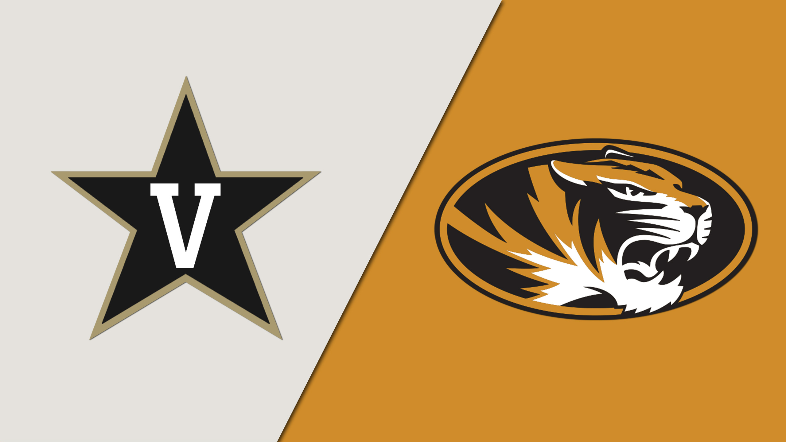Vanderbilt vs. Missouri (Football) (re-air)