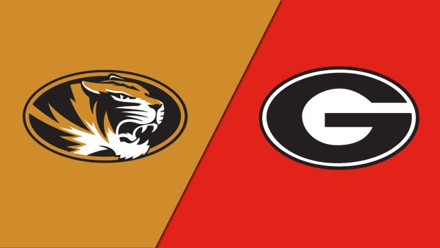 Missouri vs. Georgia (W Volleyball)