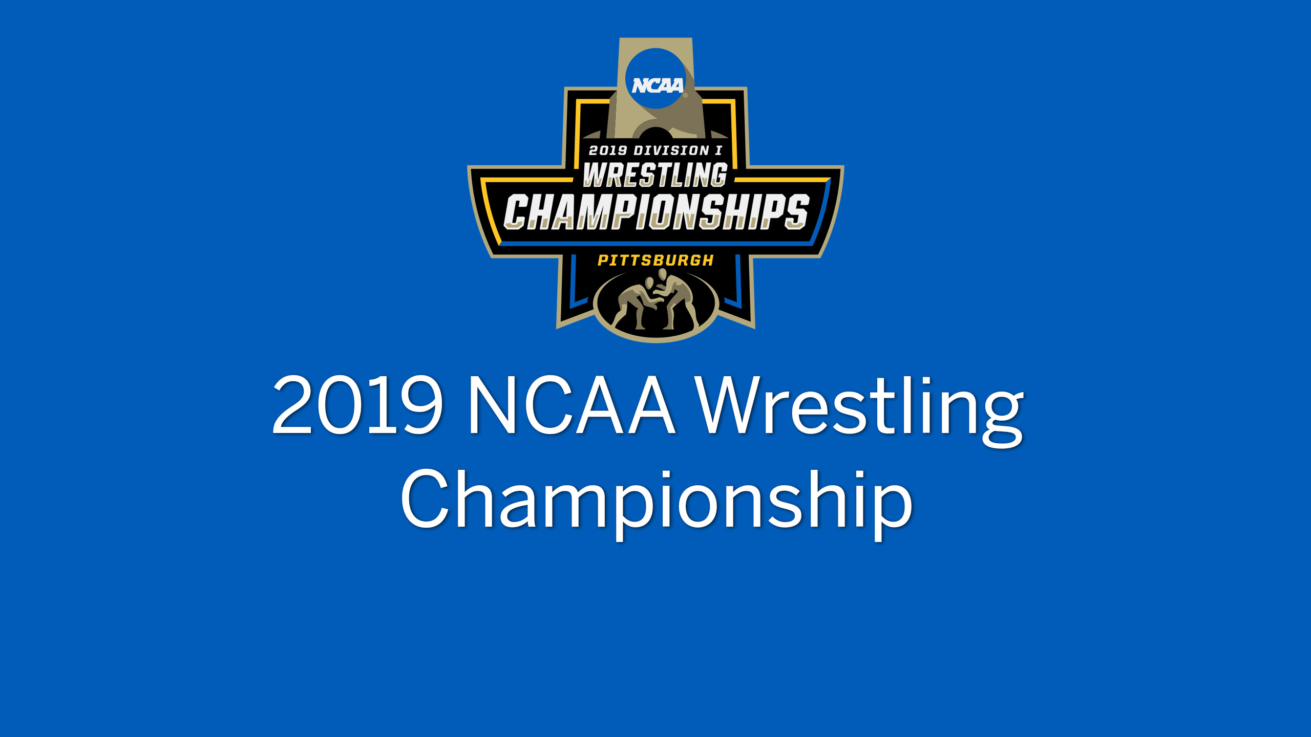 NCAA Wrestling Championship (First Round)