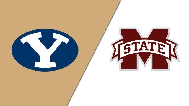 BYU vs. Mississippi State (W Soccer)