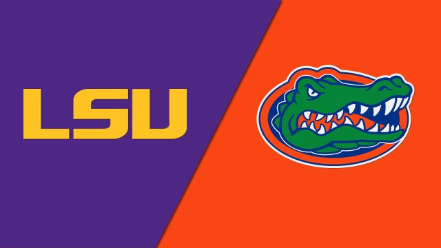 LSU Tigers vs. Florida Gators