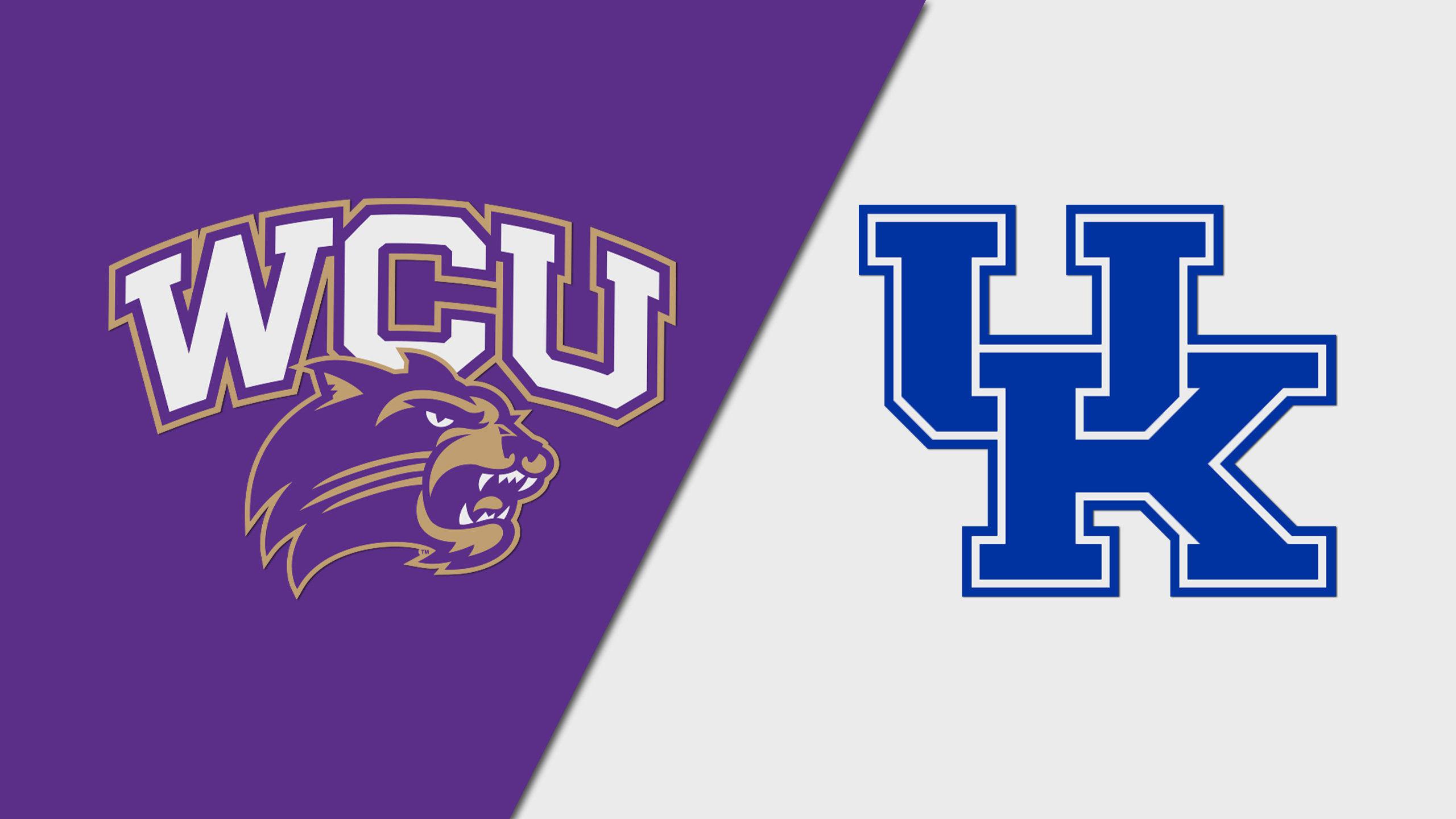 Western Carolina vs. #18 Kentucky (W Basketball)