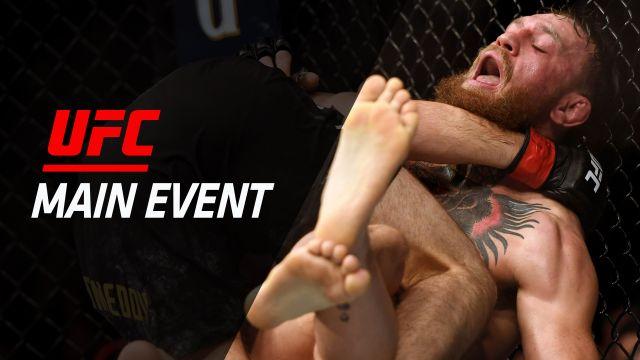 UFC Main Event: Khabib vs. McGregor