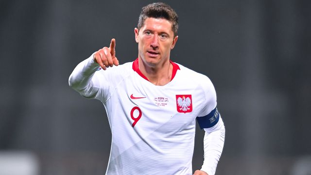 Poland vs. North Macedonia (UEFA European Qualifiers)