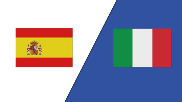 Spain vs. Italy (Group Stage)