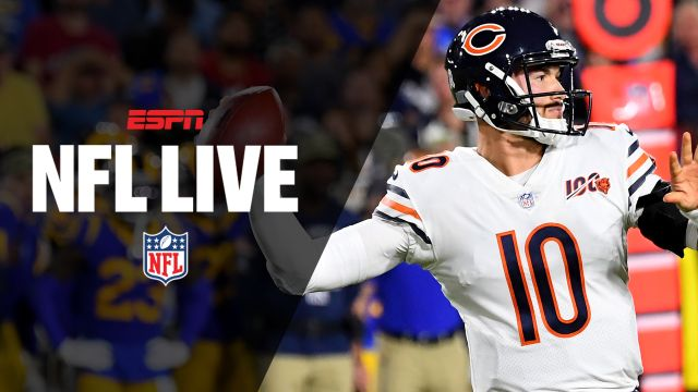 Mon, 11/18 - NFL Live Presented by Courtyard