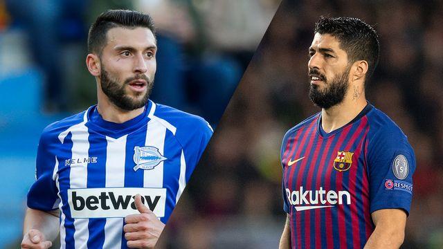 Alaves vs. Barcelona