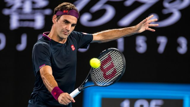 (3) Federer vs. Millman (Men's Third Round)
