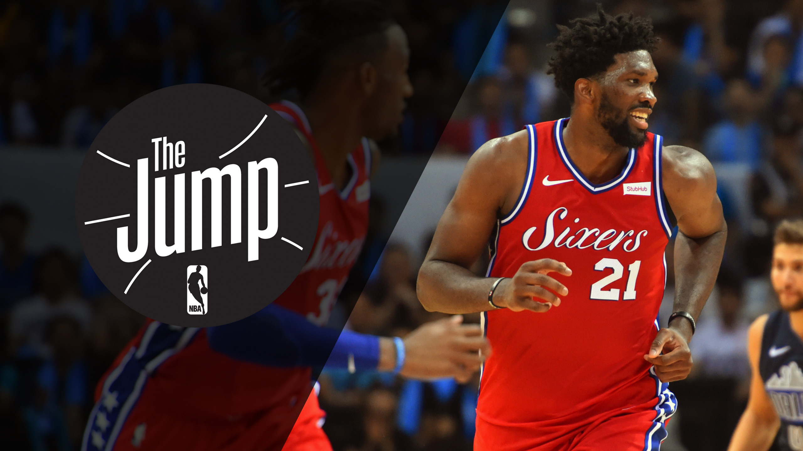 Tue, 10/16 - NBA: The Jump
