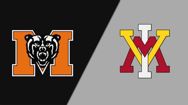 Mercer vs. VMI (M Basketball)