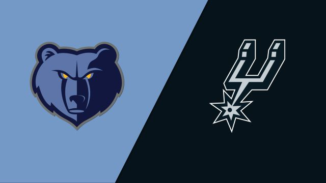 Memphis Grizzlies vs. San Antonio Spurs