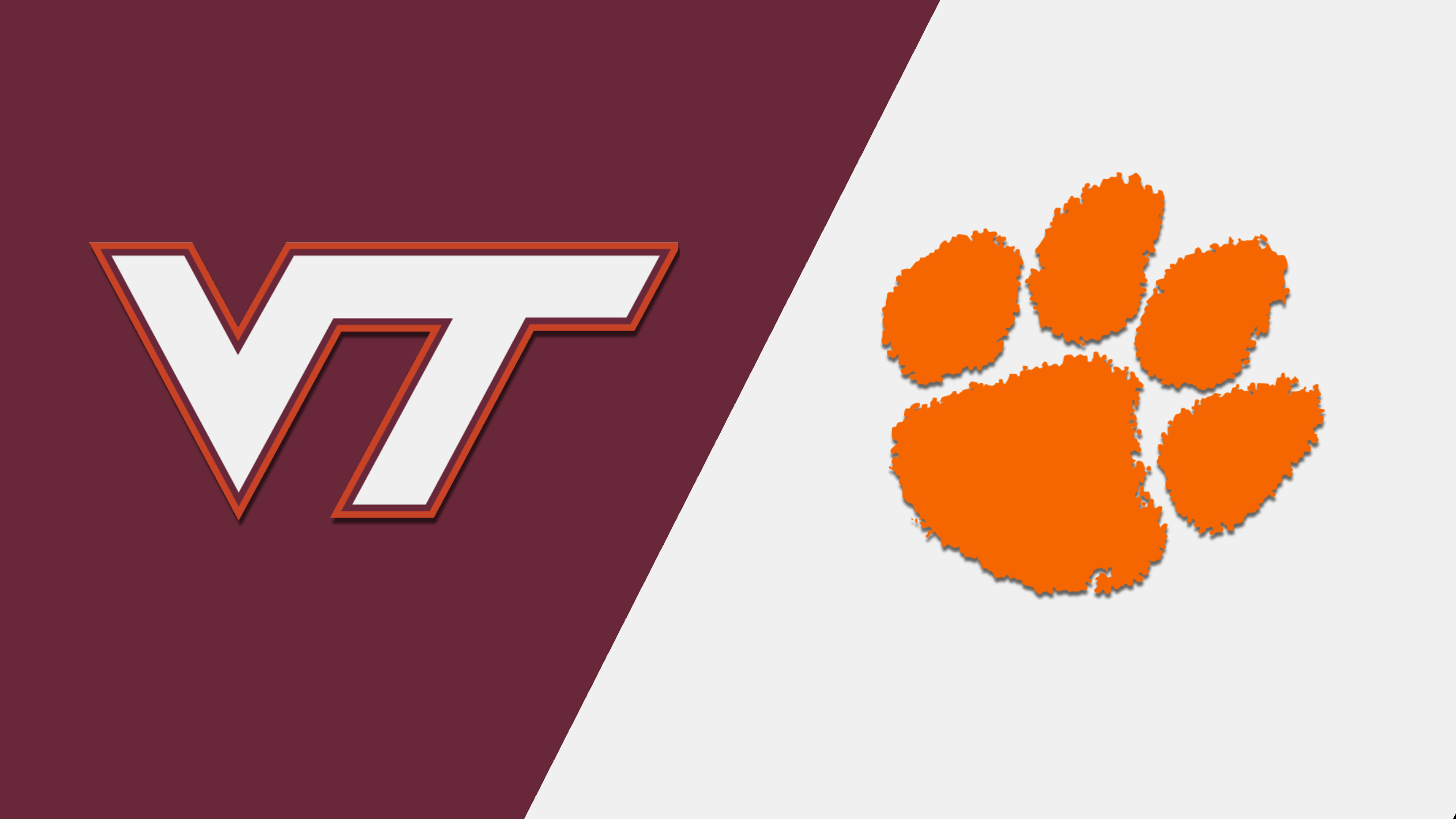 Virginia Tech vs. Clemson (W Basketball)