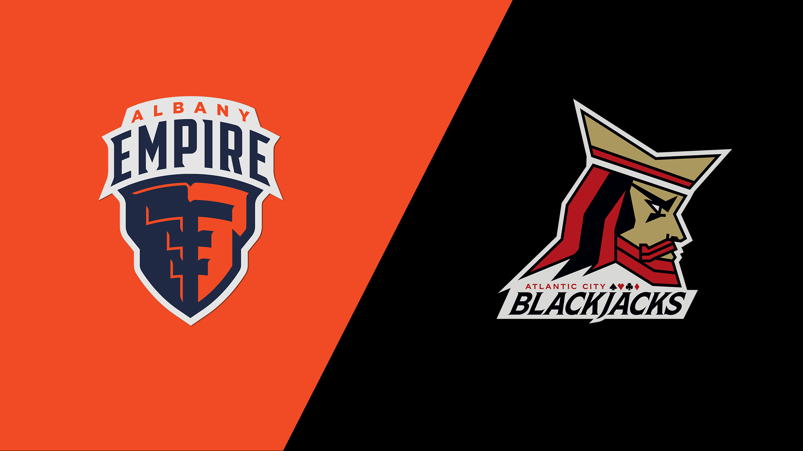 Albany Empire vs. Atlantic City Blackjacks