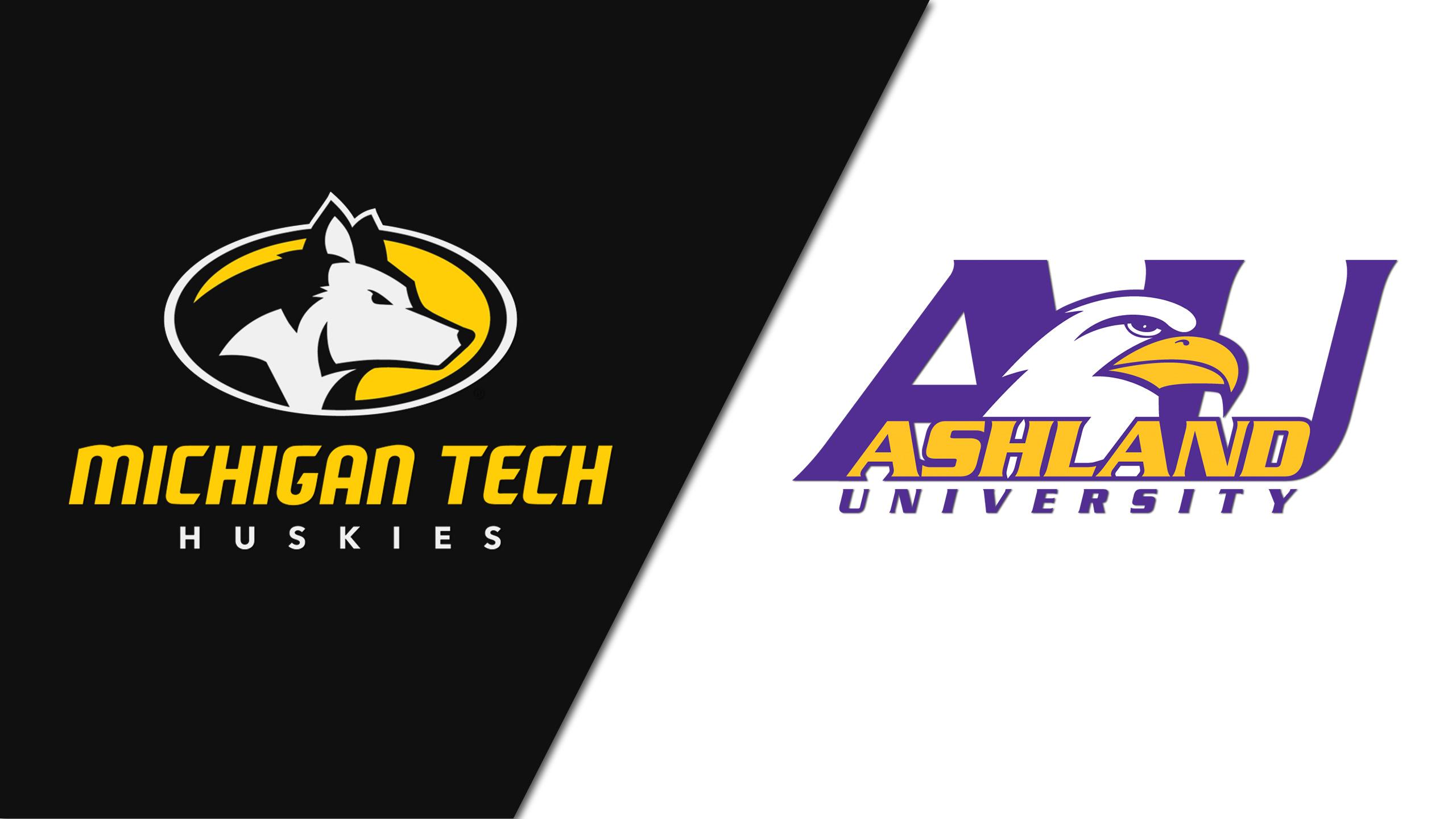 Michigan Tech vs. Ashland (Semifinal #2) (GLIAC Women's Basketball Tournament)