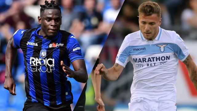 In Spanish-Atalanta vs. Lazio (Final) (Coppa Italia)