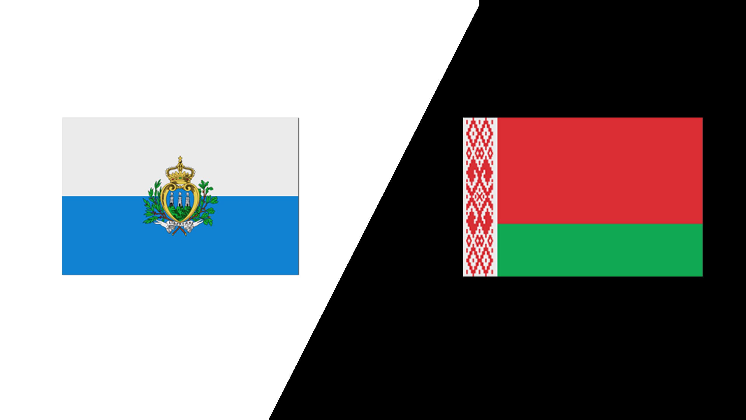 San Marino vs. Belarus