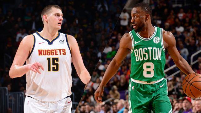 Denver Nuggets vs. Boston Celtics