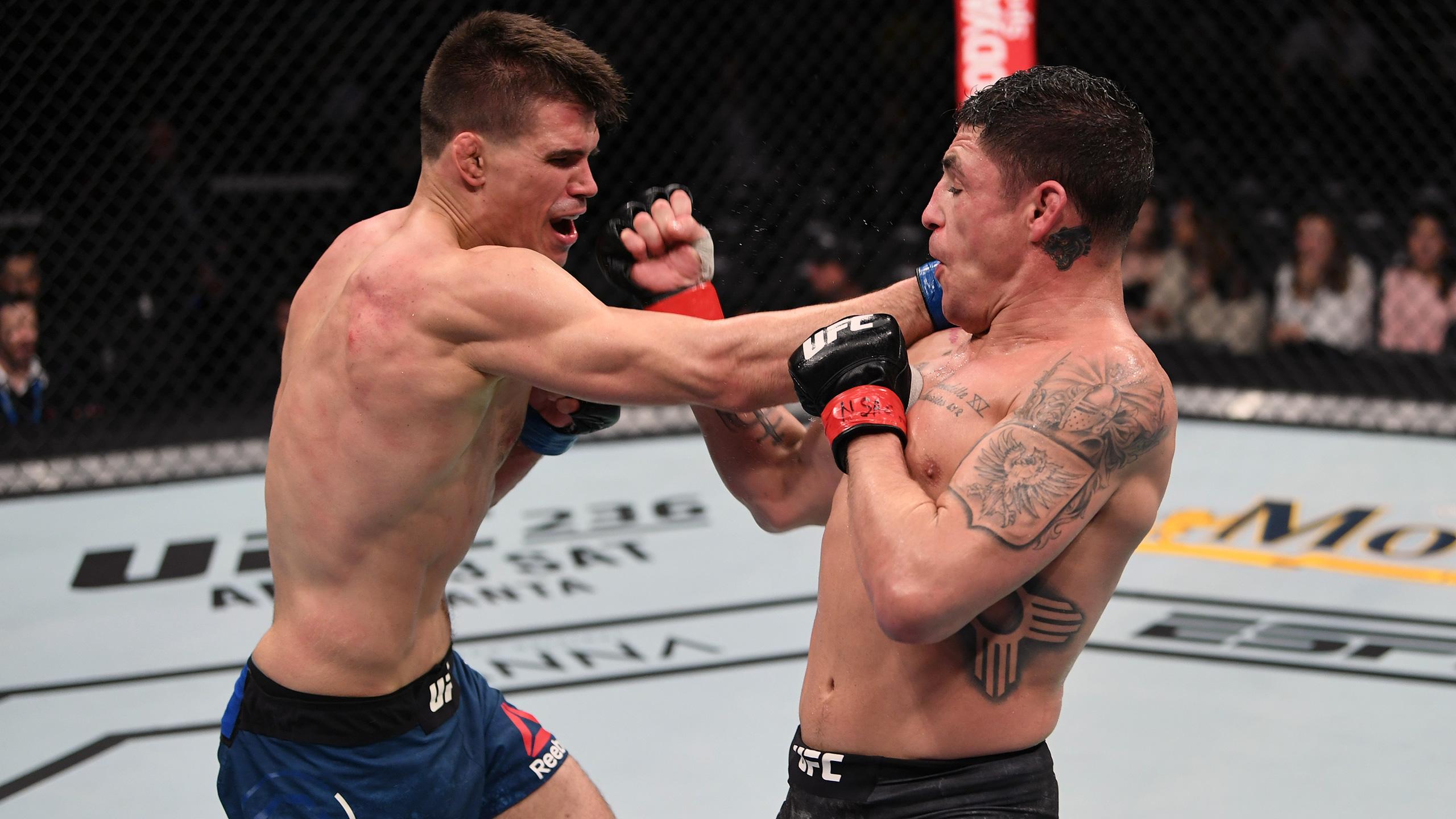 UFC 235: TBD vs. TBD (Prelims)