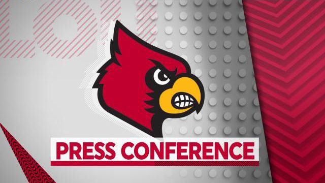 Louisville Basketball Press Conference