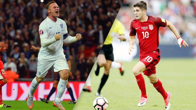 England vs. United States