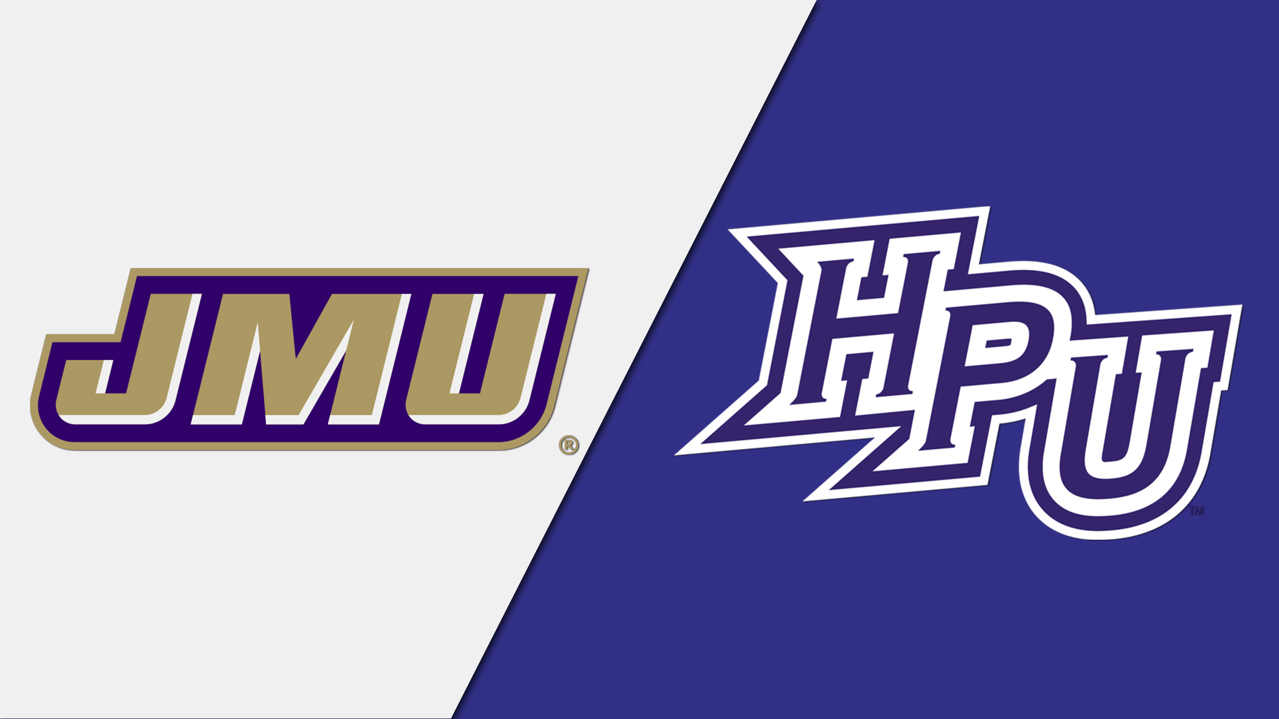 James Madison vs. High Point (First Round) (NCAA Division I Men's Soccer Championship)