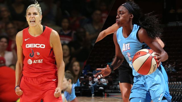 Washington Mystics vs. Atlanta Dream