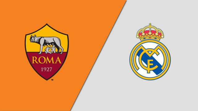 Sat, 12/14 - In Spanish-AS Roma vs. Real Madrid (Cuartos de Final #1)
