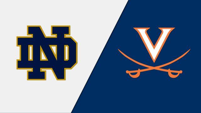 Notre Dame vs. #1 Virginia (W Soccer)