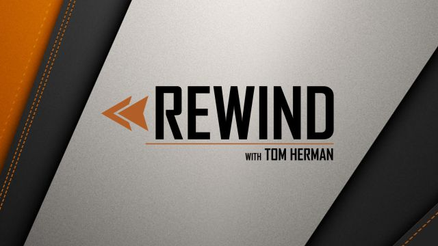 Mon, 9/16 - Rewind with Tom Herman