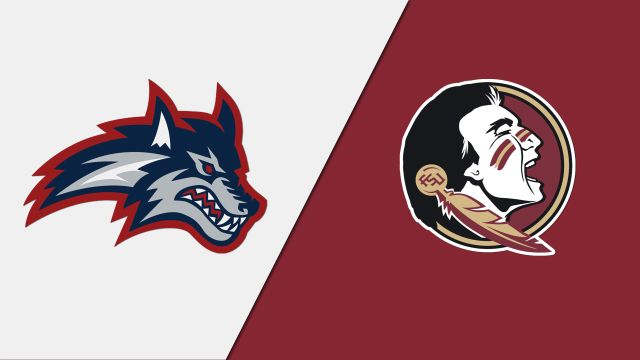 Stony Brook vs. #25 Florida State (W Volleyball)