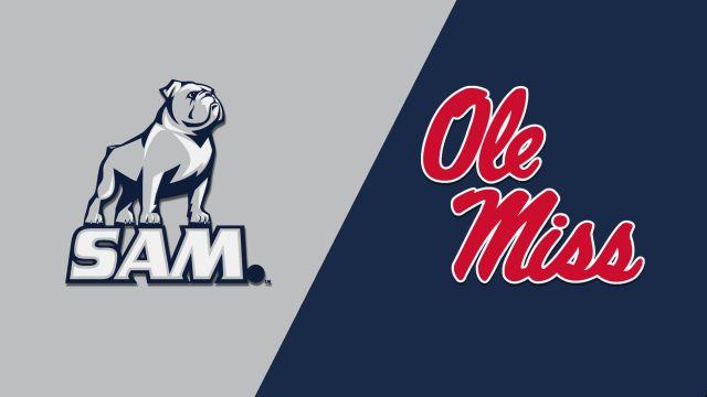 Samford vs. Ole Miss (Softball)
