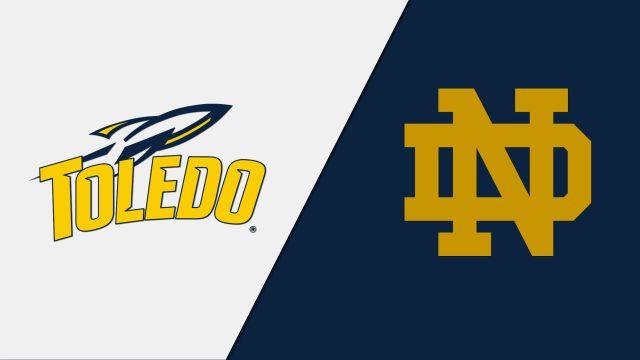 Toledo vs. #15 Notre Dame (W Basketball)