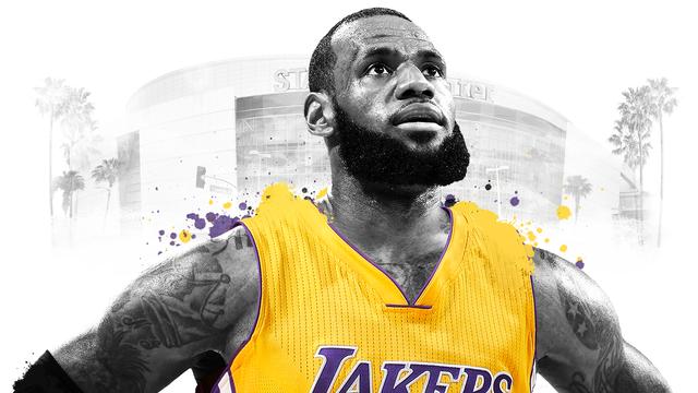 Bastidores, análises e mais sobre LeBron nos Lakers