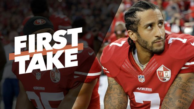 Wed, 11/13 - First Take Presented by The United States Marine Corps