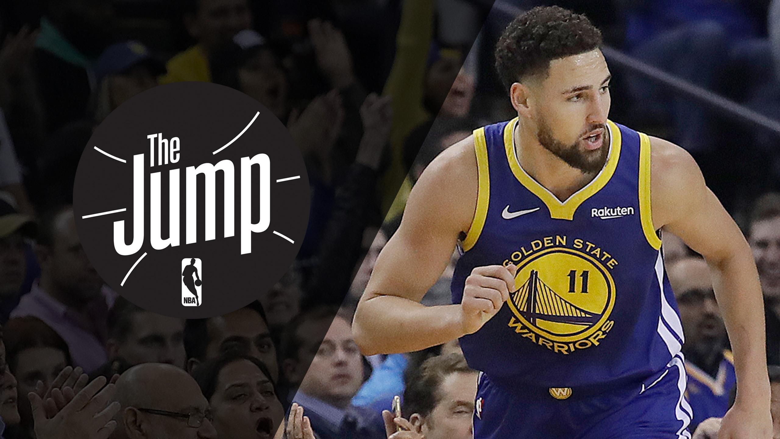 Wed, 11/14 - NBA: The Jump