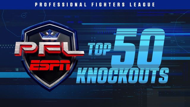 PFL Top 50 Knockouts