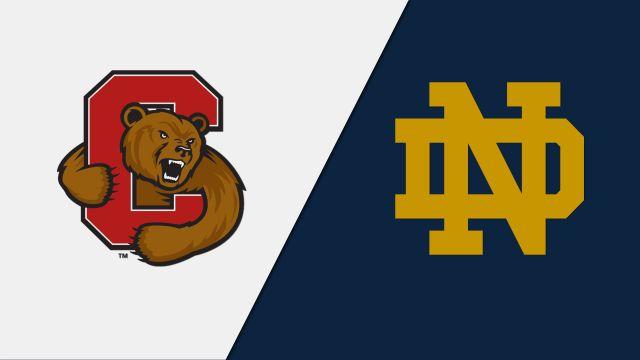 #8 Cornell vs. #10 Notre Dame (M Lacrosse)